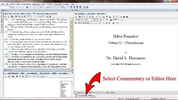 Faith notes bible study notebook